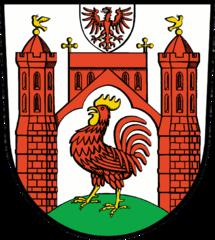 Frankfurt (Oder), Wappen
