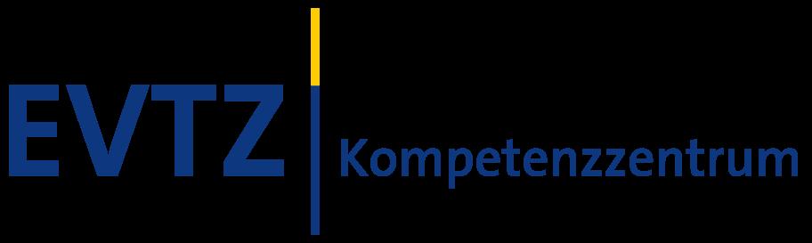 Logo EVTZ-Kompetenzzentrum, Viadrina Center B/ORDERS IN MOTION, Europa-Universität Viadrina, Frankfurt (Oder)