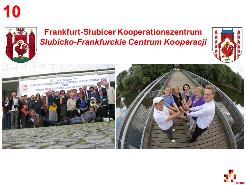 Frankfurt-Słubicer Kooperationszentrum / Słubicko-Frankfurckie Centrum Kooperacji