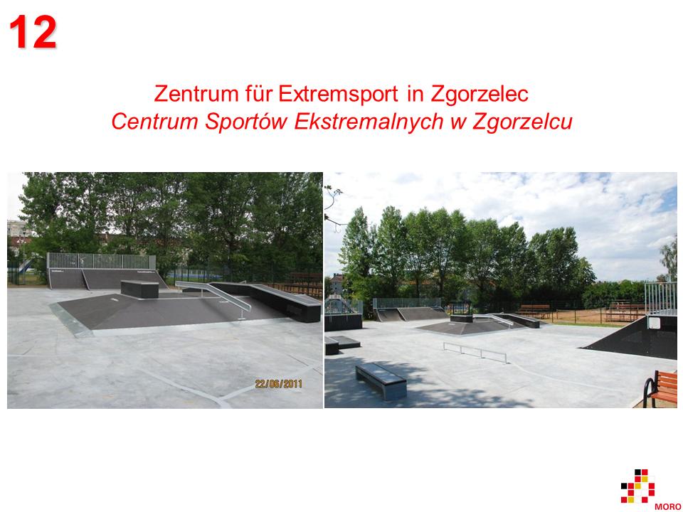 Zentrum für Extremsport / Centrum Sportów Ekstremalnych