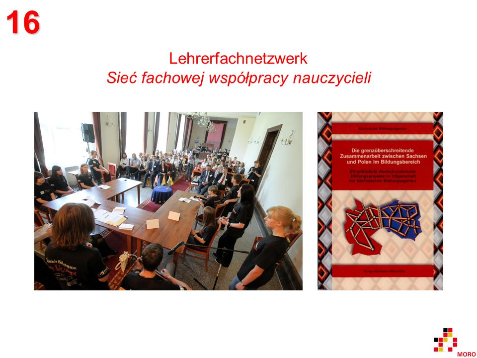 Lehrerfachnetzwerk / Sieć fachowej współpracy nauczycieli