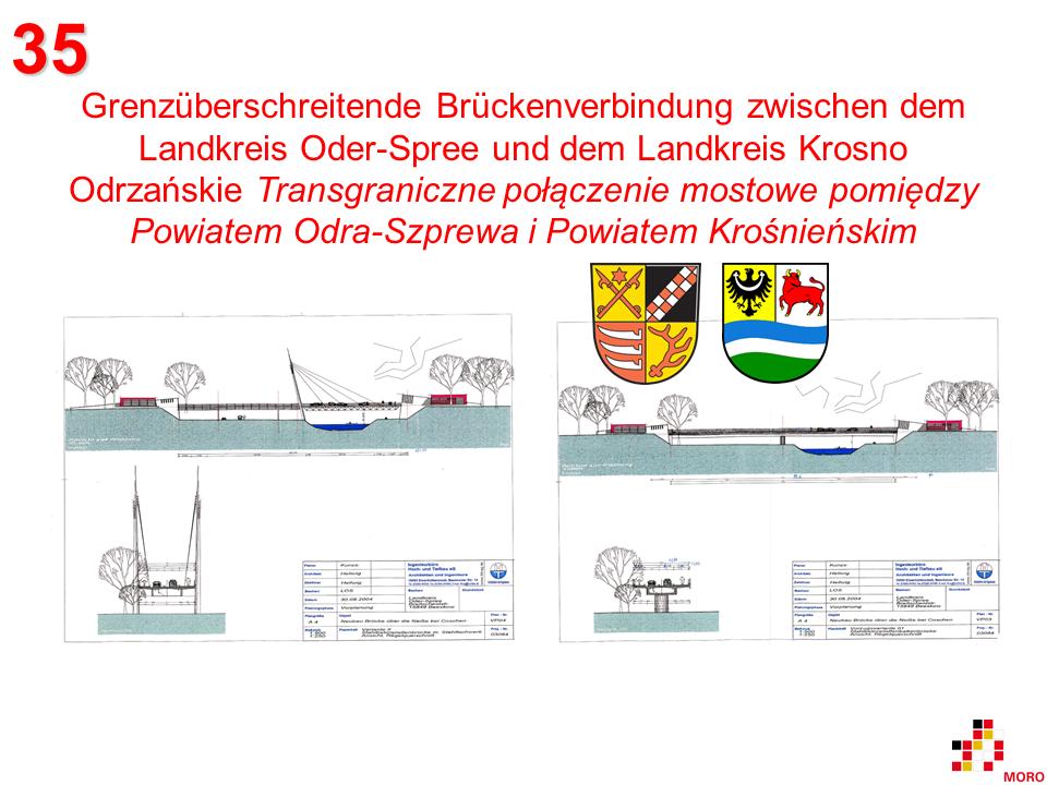 Brücke / Most Coschen-Żytowań 1