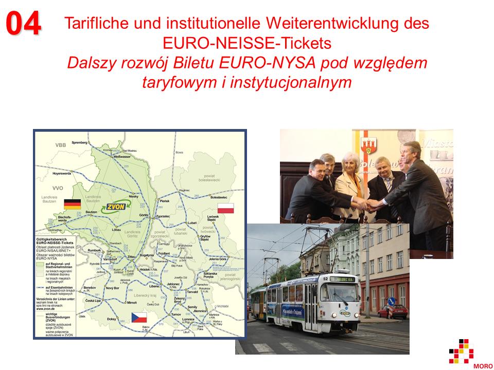 EURO-NEISSE-Ticket / Bilet EURO-NYSA