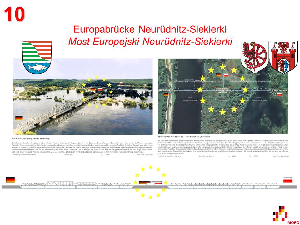 Europabrücke / Most Europejski Neurüdnitz-Siekierki 2