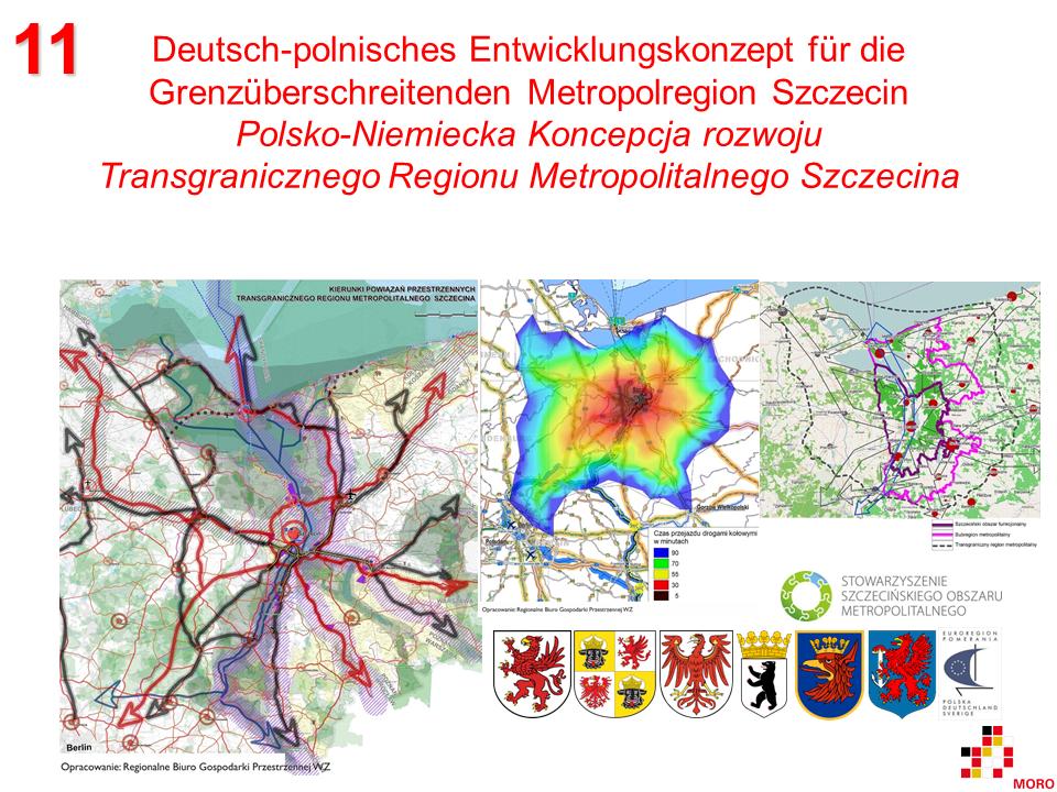 Metropolregion Szczecin / Region Metropolitalny Szczecina