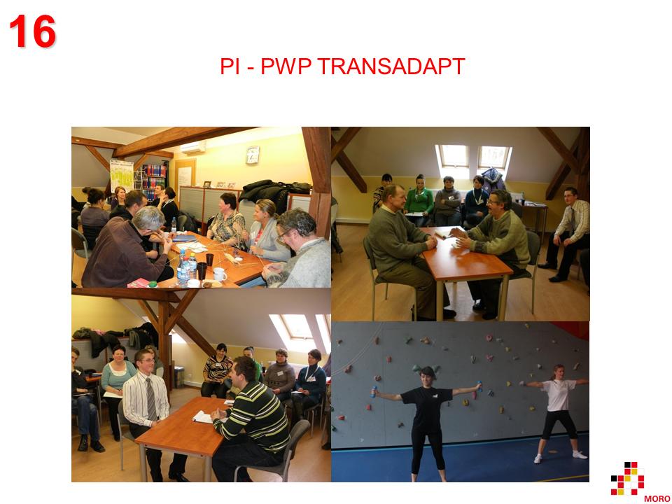 PI - PWP TRANSADAPT