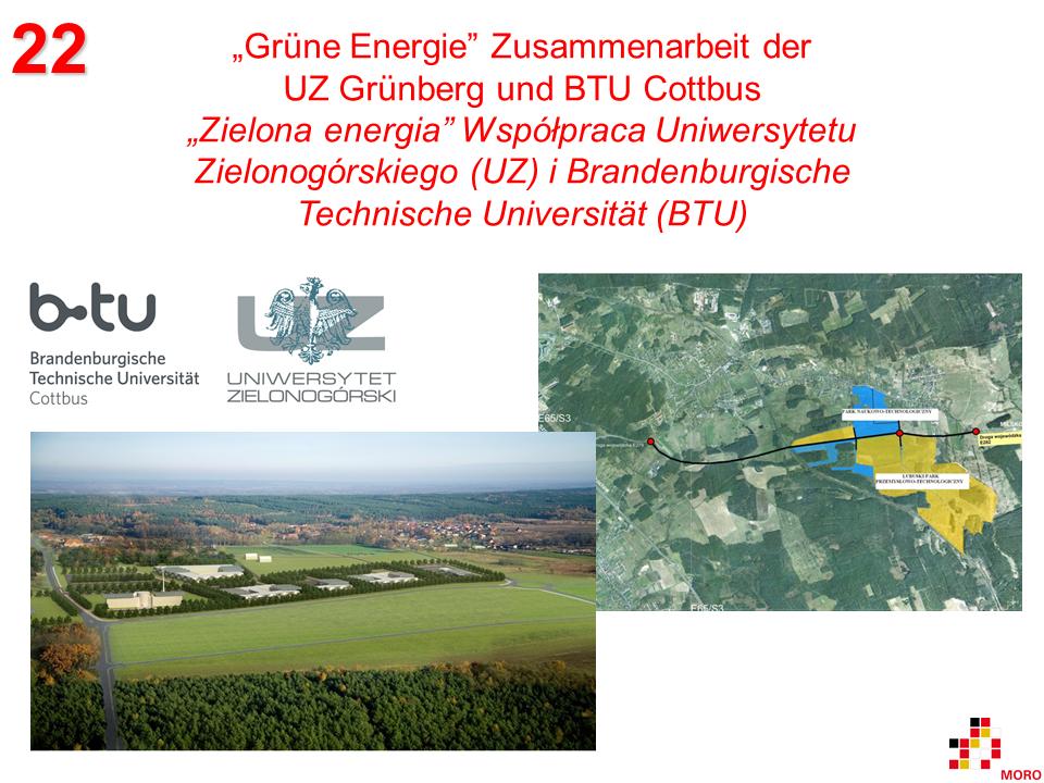Grüne Energie / Zielona energia