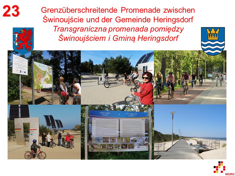 Grenzüberschreitende Promenade / Transgraniczna promenada 2