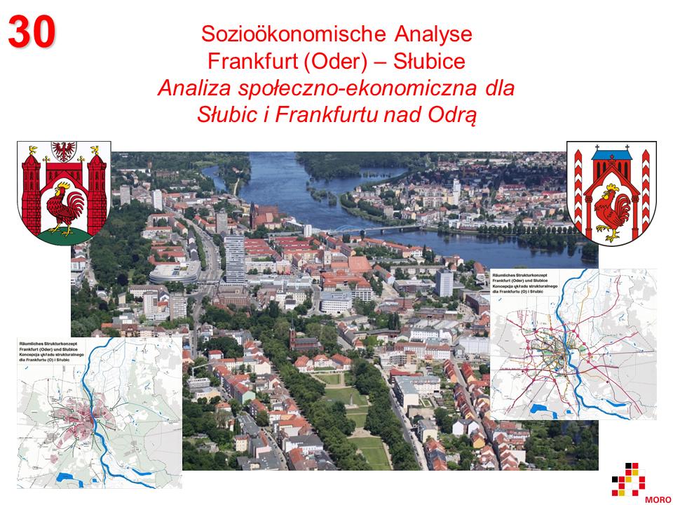 Sozioökonomische Analyse / Analiza społeczno-ekonomiczna Frankfurt (Oder) – Słubice