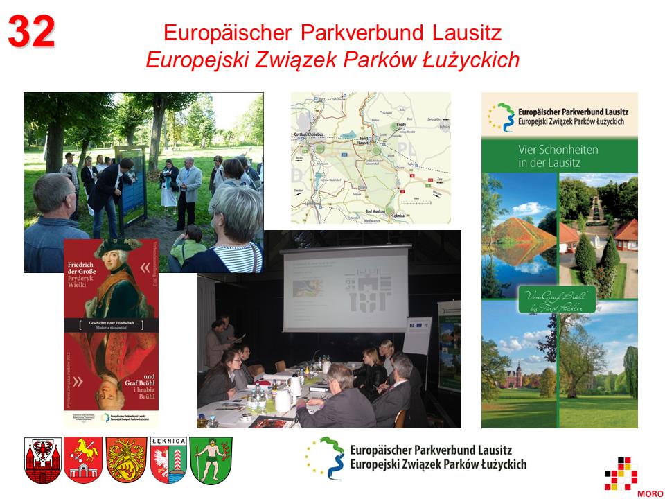 Europäischer Parkverbund Lausitz / Europejski Związek Parków Łużyckich