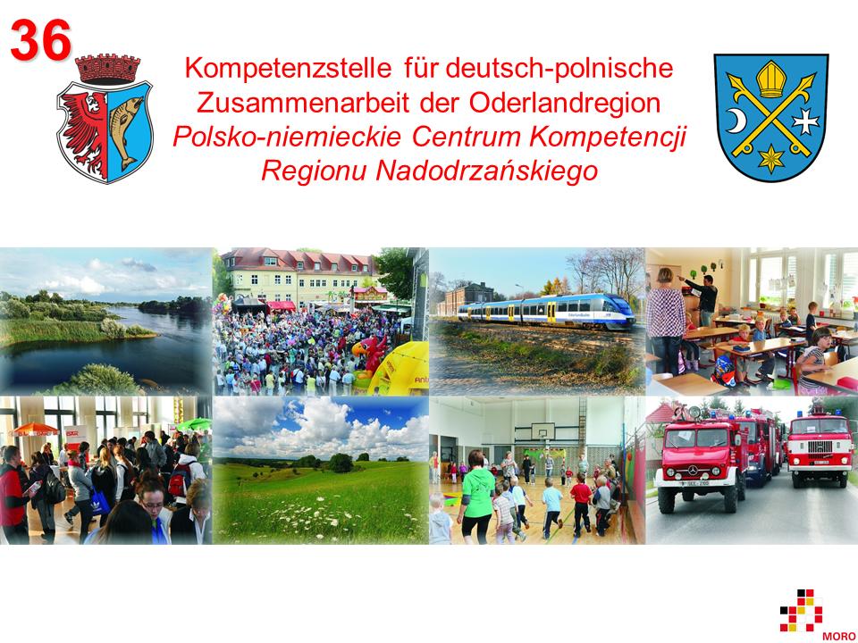 Kompetenzstelle Oderlandregion / Centrum Kompetencji Regionu Nadodrzańskiego