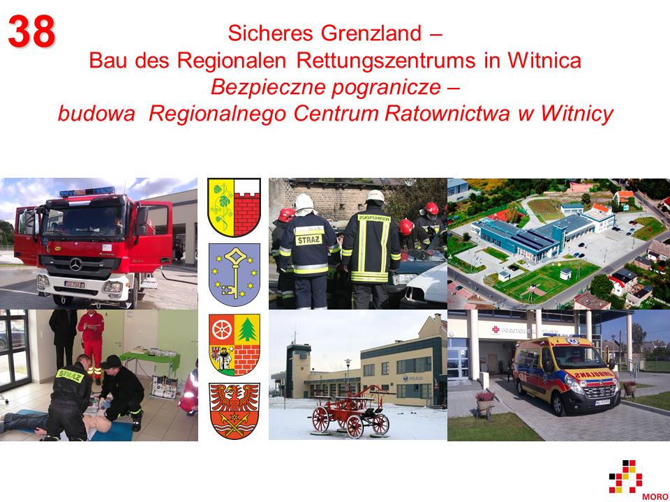 Sicheres Grenzland / Bezpieczne pogranicze