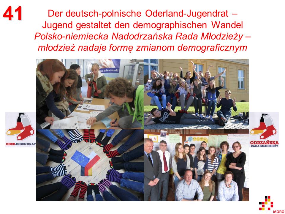 Oderland-Jugendrat / Nadodrzańska Rada Młodzieży
