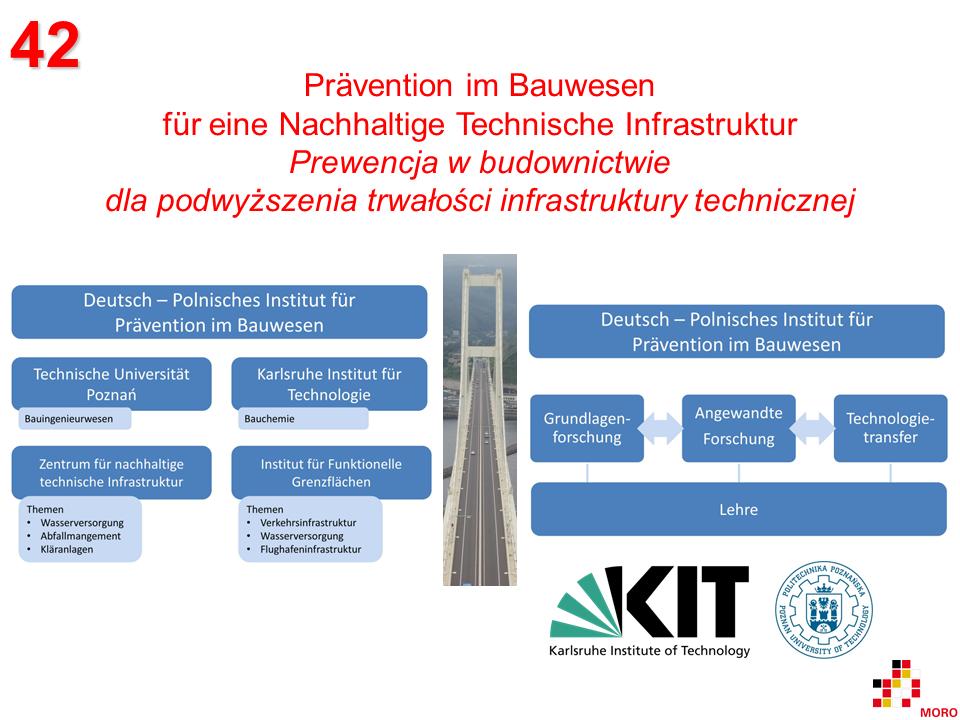 Prävention im Bauwesen / Prewencja w budownictwie