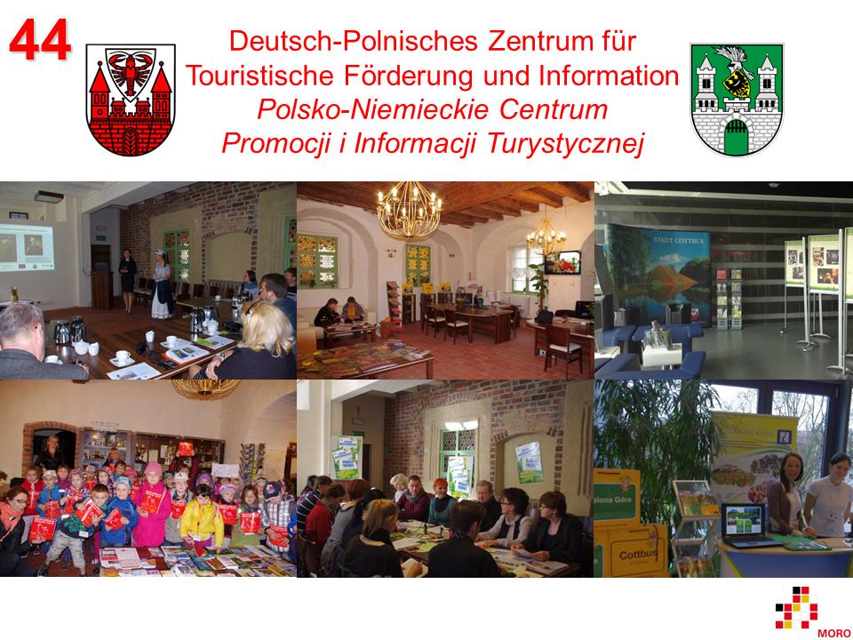 Zentrum für Touristische Förderung und Information / Centrum Promocji i Informacji Turystycznej