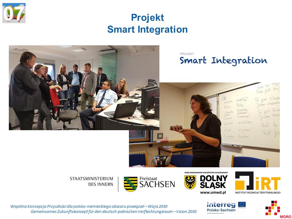 Projekt Smart Integration