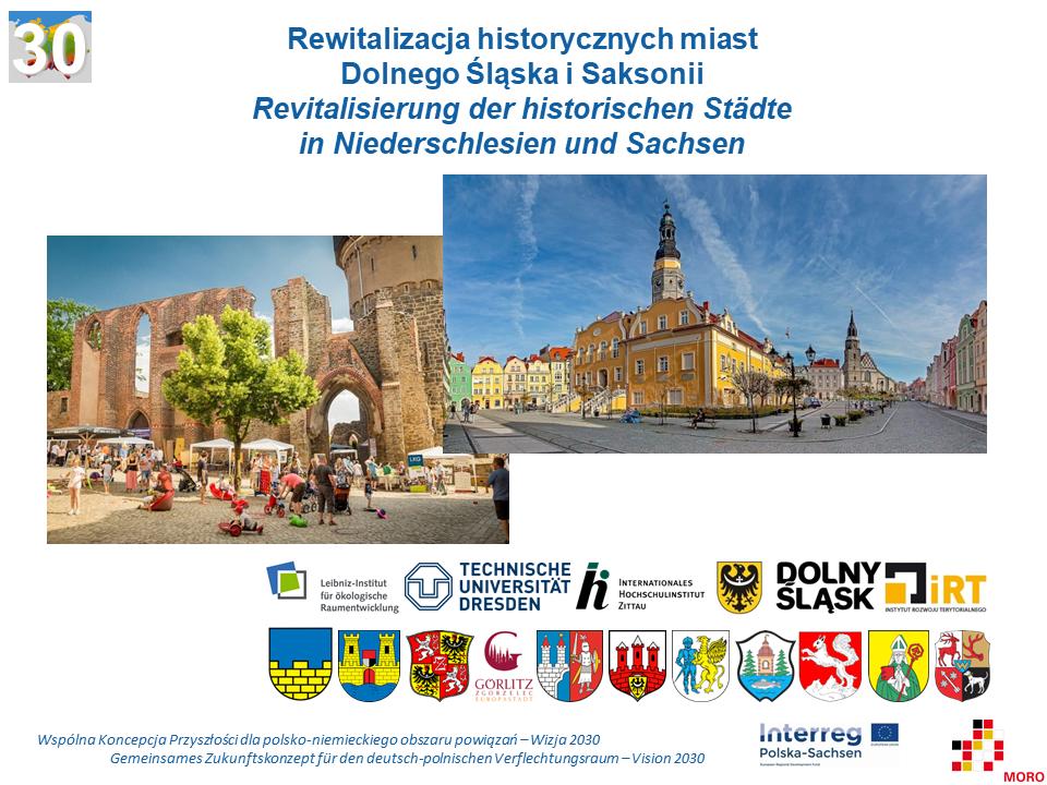 REVIVAL! – Revitalisierung der historischen Städte in Niederschlesien und Sachsen