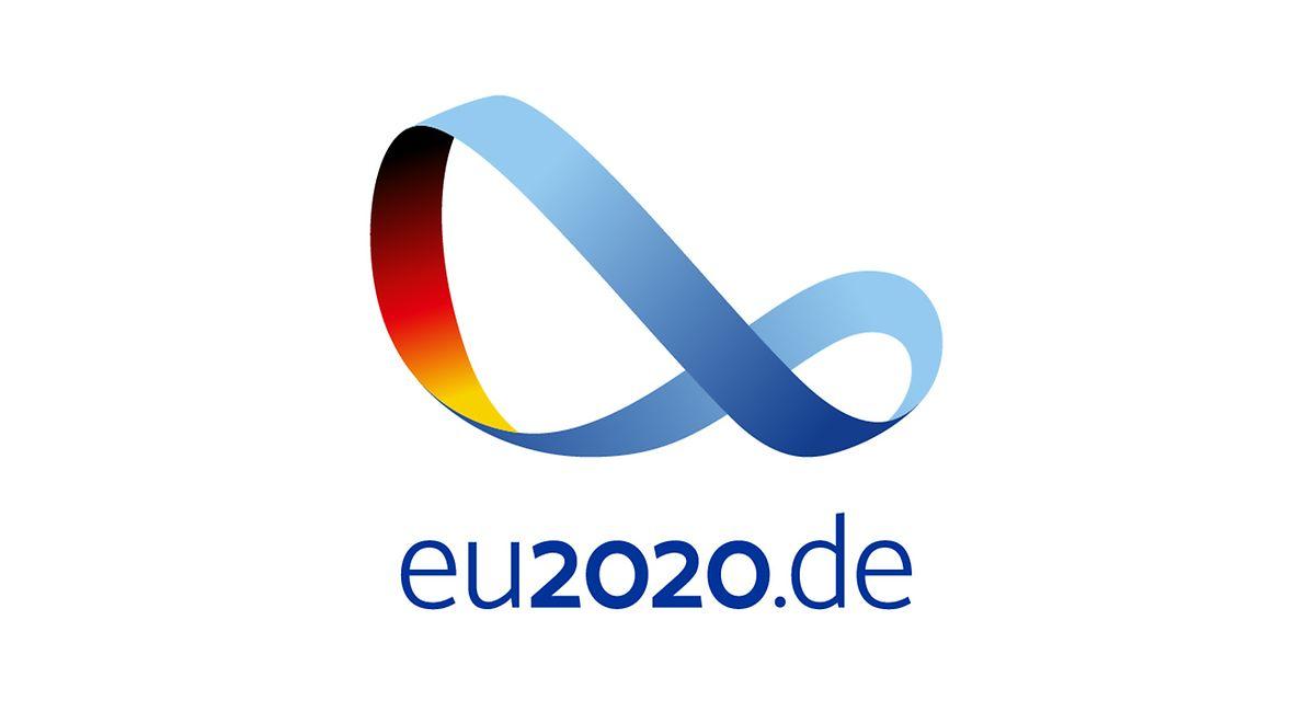 Logo der Deutschen Präsidentschaft im Rat der Europäischen Union 2020