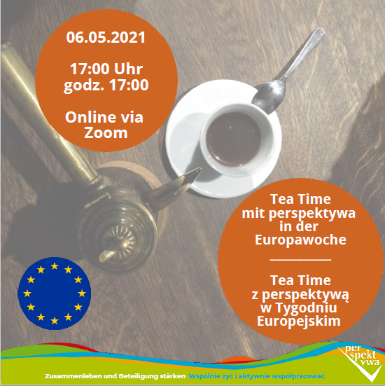 """Tea Time"" im virtuellen deutsch-polnischen Café"